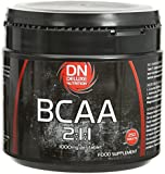 Deluxe Nutrition 1000mg BCAA Tablets - Pack of 250