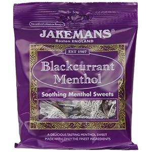Jakemans Blackcurrant Bags 100g (Pack of 10)