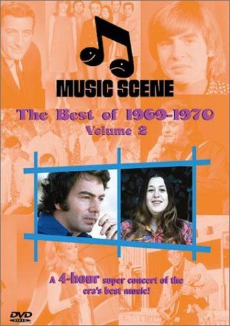 Music Scene 2: Best of 1969-1970 [DVD] [Import]