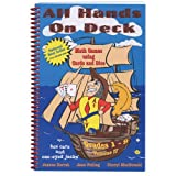 img - for All Hands on Deck (Math Games using Cards and Dice, Volume II: Grades 1-9) book / textbook / text book