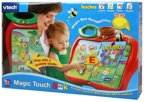 Vtech - Touch & Teach Busy Books front-891760
