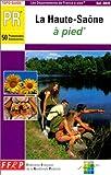 echange, troc Guide FFRP - La Haute-Saône à pied