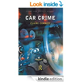Car Crime (Crime and Society Series)