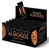 Wonderful Almonds Roasted and Salted 24 1.5 Oz Bags
