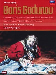 Mussorgsky - Boris Godunov