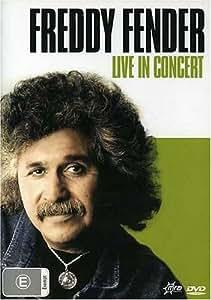 Freddy Fender: In Concert