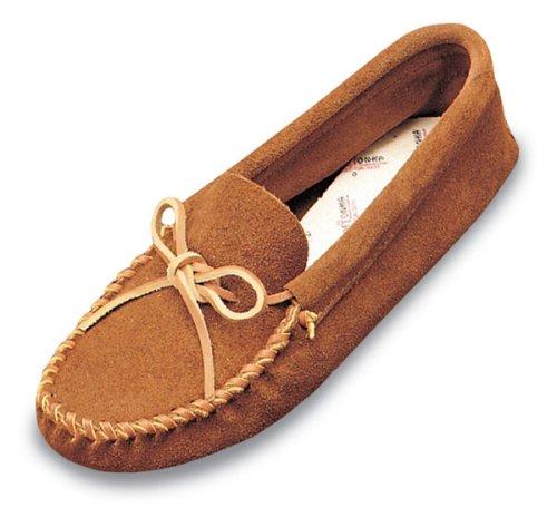 Minnetonka Men's Suede Softsole Moccasins (Minnetonka,Shoes ,Mens Shoes