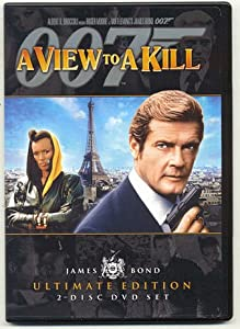 A View to a Kill - 2-Disc Ultimate Edition