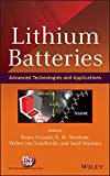 img - for Lithium Batteries: Advanced Technologies and Applications book / textbook / text book