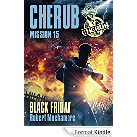Cherub Mission 15 Black Friday: Cherub T15