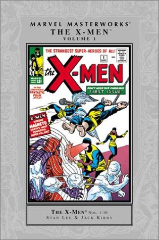 Marvel Masterworks: The X-Men Vol. 1 (Marvel Masterworks X Men compare prices)