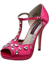 Mojo Moxy Women's Playful T-Strap Sandal
