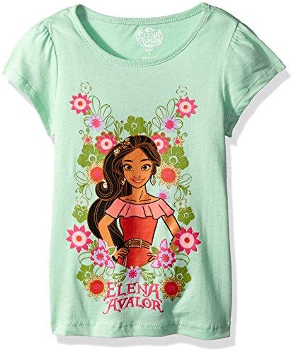 Disney Girls' Elena of Avalor Tee