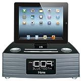 iHome iBT97GE Bluetooth Alarm Stereo FM Clock Radio