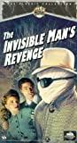 Invisible Mans Revenge [VHS]