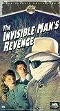 Invisible Mans Revenge [VHS]