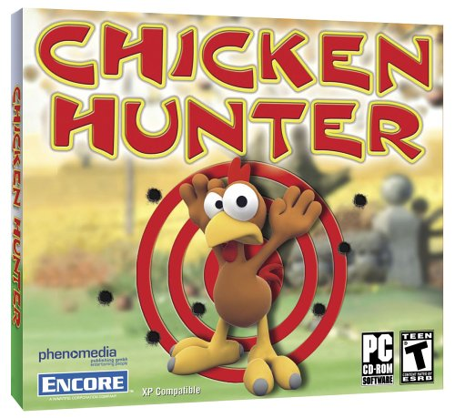 Chicken Hunter (Jewel Case)