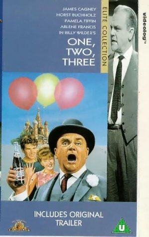 One, Two, Three [VHS] [UK Import]