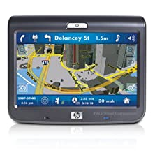 buy Hewlett-Packard Ipaq 310 Bluetooth 4.3-Inch Widescreen Portable Gps Navigator
