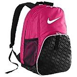 (ナイキ)Nike Product Vivid PinkBlackWhite Brasilia 6 XL Backpack バックパック バッグ リュック Pink ピンク / Black ブラック 【並行輸入品】