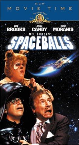 Spaceballs [VHS] [Import]