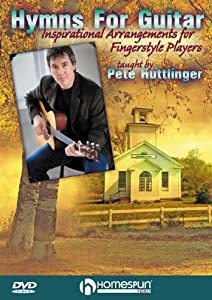 Hymns For Guitar- Inspirational Arrangements For Fingerstyle Players