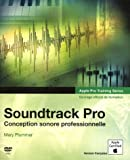 echange, troc Mary Plummer - Soundtrack Pro : Ouvrage d'auto-formation Apple (1DVD)