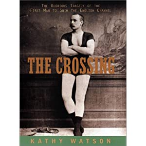 the crossing the curious story of the first man to swim