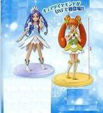 ドキドキ!プリキュア DXFフィギュア キュアダイヤモンド&キュアロゼッタ 全2種セット