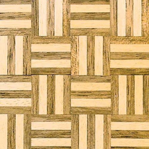 Hardware Building Material : Dollhouse miniature parquet flooring by houseworks