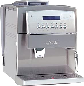 Gaggia 90501 Titanium SS Super Automatic Espresso and Cappuccino Machine, Stainless Steel from Gaggia