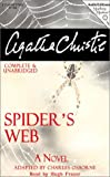 Spiders Web: A Novel (Audio Editions Mystery Masters)