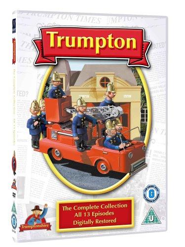 Trumpton Limited Edition [DVD] [1967]