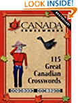 O Canada Crosswords Book 1: 115 Great...