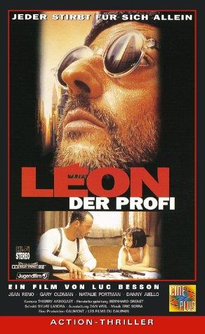 Leon - der Profi [VHS]