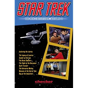 Star Trek: The Key Collection, Vol. 3 (Star Trek: The Key Collection) Len Wein, George Kashden, Alberto Giolitti and Nevio Zaccara