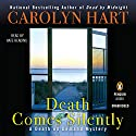 Death Comes Silently: A Death on Demand Mystery, Book 22 Audiobook by Carolyn Hart Narrated by Kate Reading