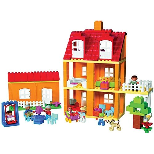 Buying toy review: LEGO Duplo Playhouse Set; no. LG-9091 Review
