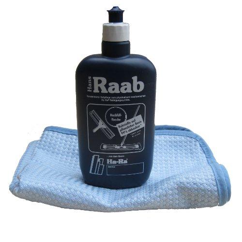hans-raab-soin-complet-500-ml-ha-ra-rollfix-chiffon-sec-crotan-vide-xxl-microfibre-50-x-68-cm