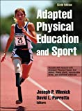 img - for Adapted Physical Education and Sport 6th Edition With Web Resource book / textbook / text book