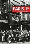 M�moire des rues - Paris 1er arrondis...