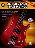Alfreds Basic Bass Method: Complete (Alfreds Basic Bass Guitar Library)