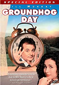 "Cover of ""Groundhog Day (15th Anniversary..."