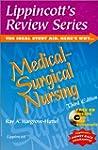 Medical-Surgical Nursing (Book/CD-Rom)