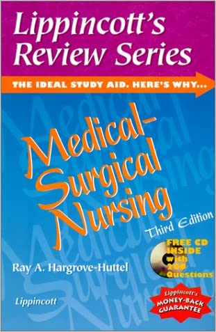 Lippincott's Review Series, Medical-Surgical Nursing (Book with CD-ROM)
