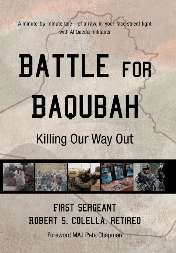 Image of Battle for Baqubah: Killing Our Way Out