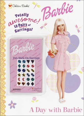 A Day With Barbie (Golden Book)