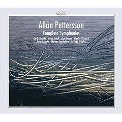 �y�b�e�V����:�����ȑS�W (12���g�{�b�N�X�E�Z�b�g) (Allan Pettersson: Complete Symphonies)