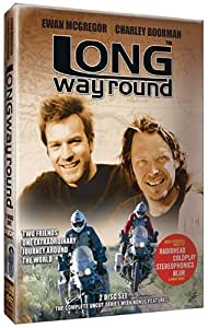 Amazon.com: Long Way Round: Ewan McGregor, Charley Boorman ...