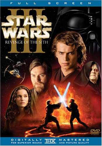 star wars 3 dvd. Rent Star Wars - Episode III, Revenge DVD: